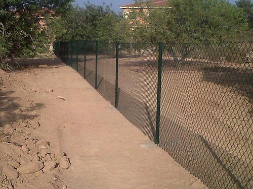 Vinuesa vallas cercados montaje valla vallados cercados - Alambradas para fincas ...
