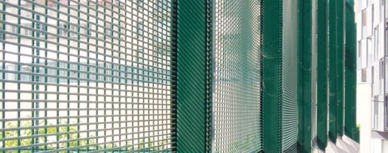 Cerramiento con valla de seguridad