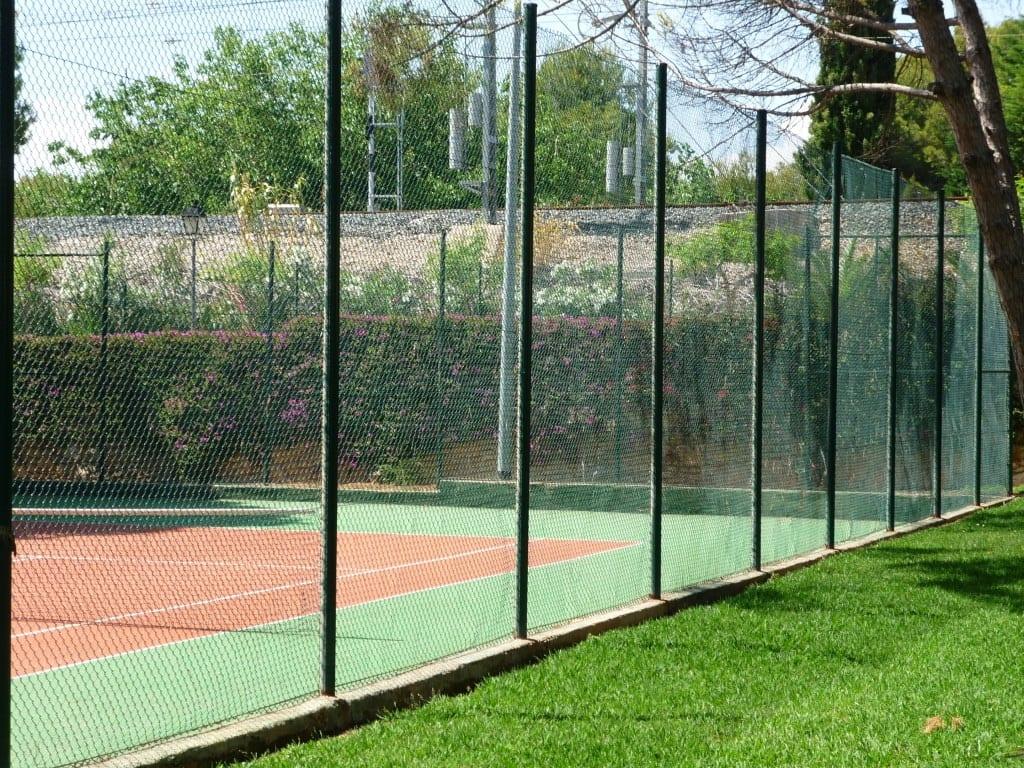 Vinuesa vallas cercados instalar postes cercados gran for Aki vallas jardin