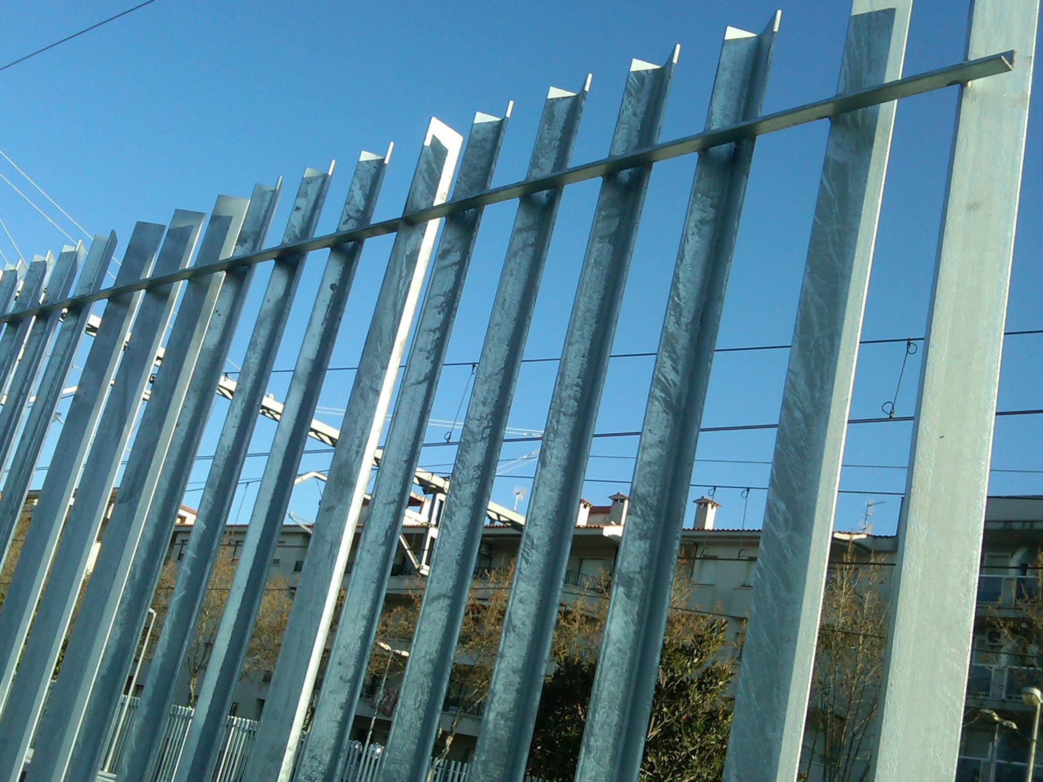 Vinuesa vallas cercados como son cercados verjas y puertas vinuesa vallas cercados - Tipos de vallas ...