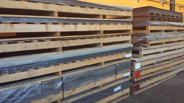 Paneles de compacto fenolico