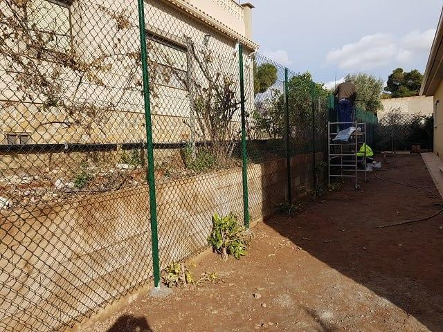 Cercado para ocultacion en Alicante