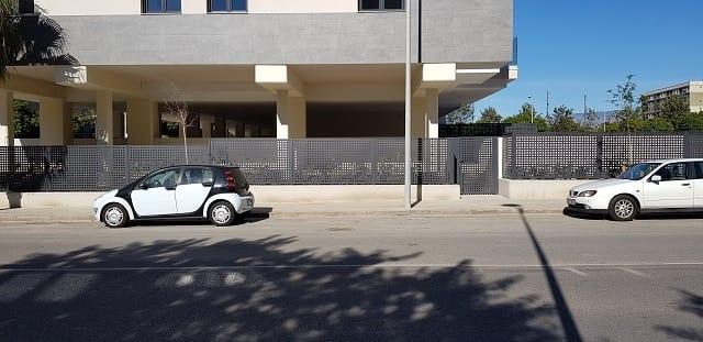 Venta de vallas metálicas residenciales