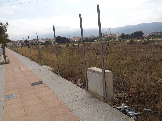 Postes cercado en Alicante
