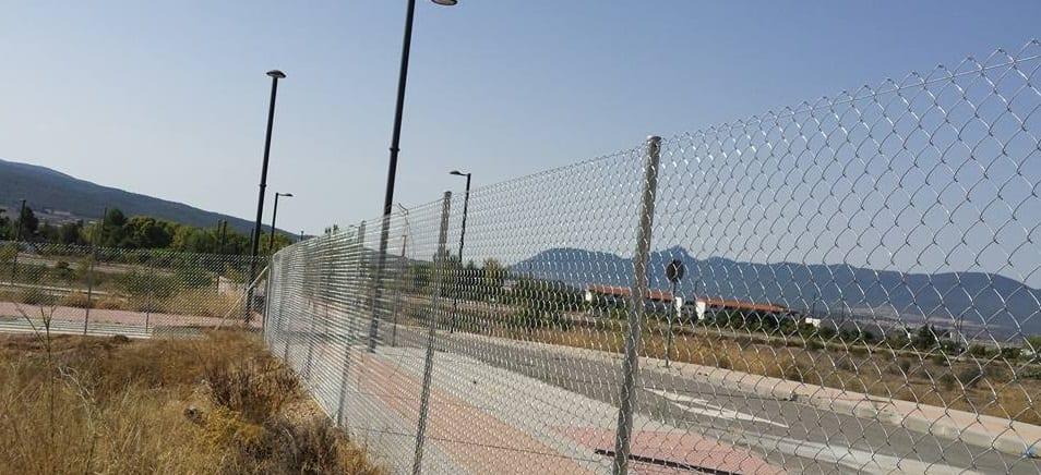 Cercados metálicos en Alicante