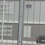 Tapapuntas vallado seguridad